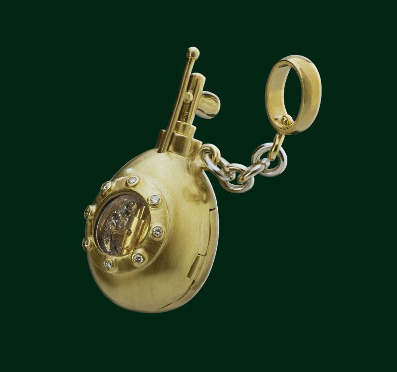 Uovo di polipo Piccard